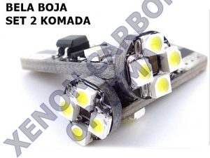 T10 CAN BUS LED SIJALICE 8SMD