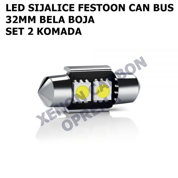 32MM CAN BUS FESTOON LED SIJALICE
