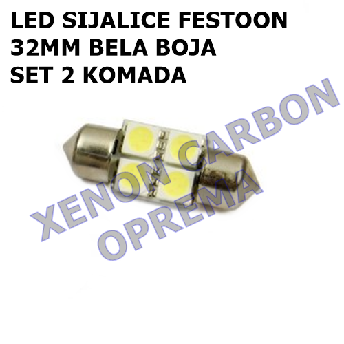 32MM FESTOON LED SIJALICE