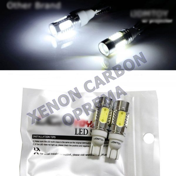 T10 CAN BUS LED SIJALICE COB SA SOCIVOM