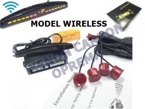 BORDO WIRELESS PARKING SENZORI SA DISPLEJOM