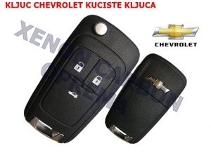 CHEVROLET KUCISTE KLJUCA TIP 2
