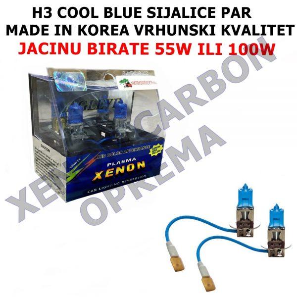 H3 EAGLE COOL BLUE SIJALICE