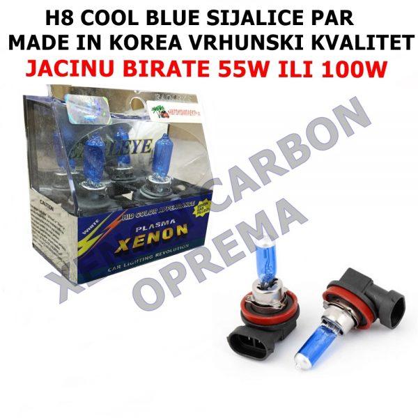 H8 EAGLE COOL BLUE SIJALICE