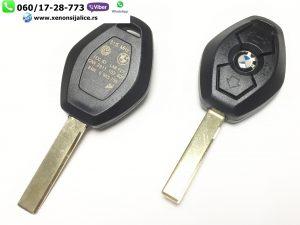 KLJUC BMW KUCISTE KLJUCA MODEL 1
