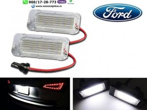 FORD LED SVETLA ZA TABLICU MODEL 1 LAMPA MODUL ZA TABLICU