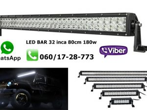 LED BAR 32'' 80CM 180W RADNI BAR WORKING LIGHT RADNO SVETLO