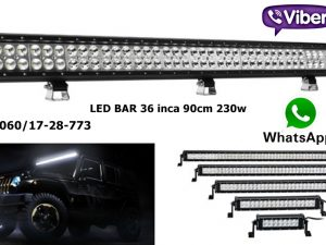 LED BAR 36'' 90CM 236W RADNI BAR WORKING LIGHT RADNO SVETLO