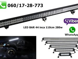 LED BAR 44'' 110CM 288W RADNI BAR WORKING LIGHT RADNO SVETLO