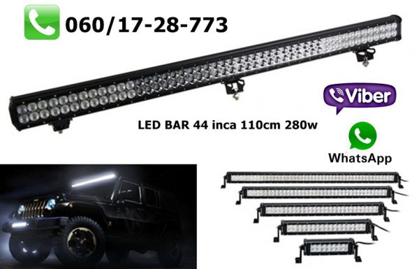 LED BAR 44'' 110CM 288W RADNI BAR WORKING LIGHT RADNO SVETLO