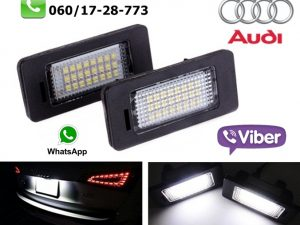 AUDI LED SVETLA ZA TABLICU MODEL 1 LAMPA MODUL ZA TABLICU
