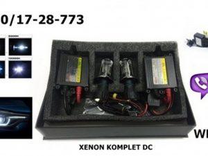 H4 BI XENON KOMPLET DC TEHNOLOGIJA