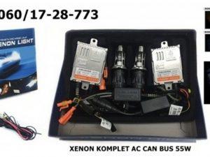 H4 BI XENON KOMPLET AC CAN BUS 55W