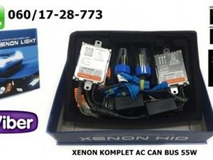 H1 XENON KOMPLET AC CAN BUS 55W