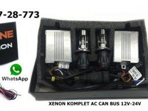 H4 BI XENON KOMPLET AC CAN BUS 12V-24V ZA KAMIONE
