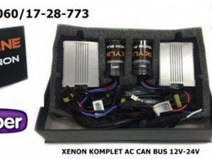 H1 XENON KOMPLET AC CAN BUS 12V-24V ZA KAMIONE