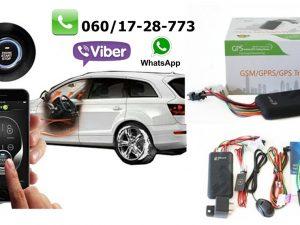 GSM/GPRS/GPS TRACKER SISTEM ZA PRACENJE VOZILA PREKO MOBILNOG TELEFONA