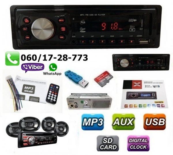 AUTO RADIO MP3 USB SD AUX