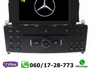 MERCEDES C KLASA W 204 NOVI TIP MULTIMEDIJA ANDROID NAVIGACIJA TOUCH SCREEN 7 INCA