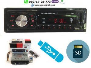 AUTO RADIO MP3 MP4 USB SD AUX