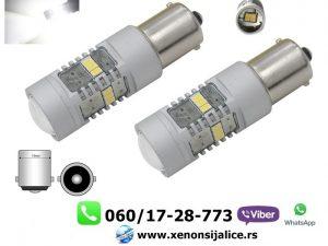 P21W/1156/BA15S NA NAVRTANJE LED SIJALICE