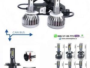 880-881 LED SIJALICE SKYLINE 8000 LUMENA CAN BUS 12V-24V