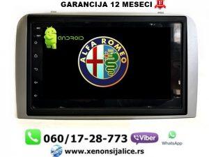 ALFA ROMEO 147,GT MULTIMEDIJA ANDROID NAVIGACIJA TOUCH SCREEN 7 INCA