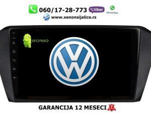 VW PASAT B8 MULTIMEDIJA NAVIGACIJA TOUCH SCREEN 10 INCA ANDROID