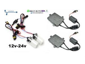 XENON KOMPLETI AC CAN CAN BUS 12V-24V